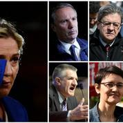 De la présidentielle aux législatives, comment les scores des ex-candidats ont évolué