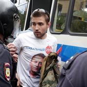 L'opposant russe Navalny interpellé