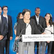 Législatives: En marche! se garde de tout triomphalisme