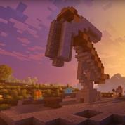 Minecraft : du multijoueur et de l'ultra-haute définition pour le jeu phare de Microsoft