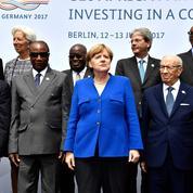 G20: Merkel pousse l'Afrique au cœur des préoccupations