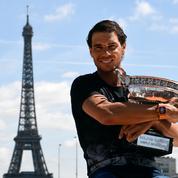 Décima[dé-si-ma] n. f. Pour Nadal, Roland-Garros, c'est la place des victoires