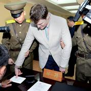 Corée du Nord : l'étudiant américain libéré est décédé aux États-Unis