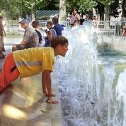 De fortes chaleurs et des restrictions d'eau dans 21 départements