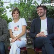 Ce qui nous lie :Pio Marmaï, Ana Girardot et François Civil, la joyeuse fratrie