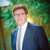 Bruno Cavagné, plein d'espoir à la Fédération nationale des travaux publics