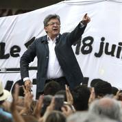 Législatives : la France insoumise vise un groupe parlementaire à l'Assemblée