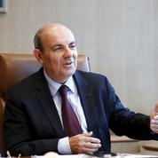 Éric Trappier: «Je suis très favorable à l'idée de nouer des coopérations en Europe»