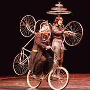 Le clown et la fée du Cirque invisible au Théâtre du Rond-Point