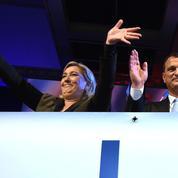 Résultats législatives : le Front national envoie huit élus à l'Assemblée