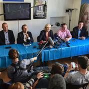 Marine Le Pen:«Nous sommes huit députés mais nous en valons quatre-vingts»