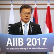 Moon, le nouveau président sud-coréen, défie les puissants chaebols