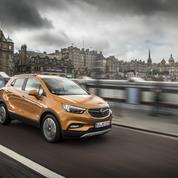 L'Opel Mokka X veut une part du gâteau