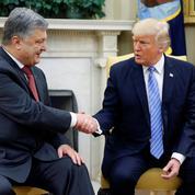 Trump réaffirme le soutien de l'Amérique à l'Ukraine