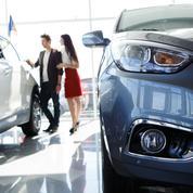 Le coût des voitures d'entreprise baisse
