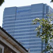 Barclays et quatre de ses anciens dirigeants poursuivis pour fraude