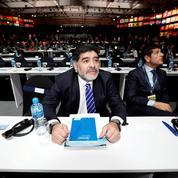 Maradona : «J'aimerais que Ronaldo soit argentin»