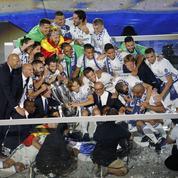 Le Real Madrid écrase le classement UEFA de la C1 depuis 1955