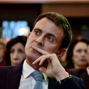 Manuel Valls quitte le Parti socialiste et siègera avec le groupe LREM