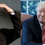 Pour Mélenchon, Trump n'est «pas le bienvenu» au défilé du 14-Juillet