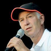 John McEnroe propose des confrontations hommes-femmes en tennis