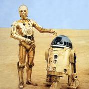 Star Wars: le robot R2-D2 vendu pour 2,76 millions de dollars