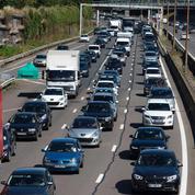 Plus de 700 kilomètres de bouchons sur les routes françaises