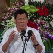 Après un an au pouvoir, le président flingueur des Philippines reste populaire