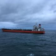 Rare collision entre un tanker et un cargo dans le détroit du Pas-de-Calais