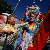 Madrid : des centaines de milliers de personnes réunies pour la «WorldPride parade»
