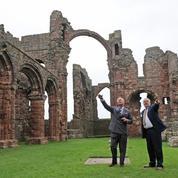 Découverte des vestiges de la plus ancienne église d'Angleterre