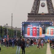 La mairie de Paris condamnée pour la publicité sur les sites classés lors de l'euro 2016