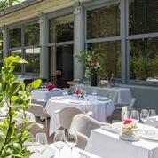 Terrasse Ledoyen: la belle cuisine de jardin de Yannick Alléno