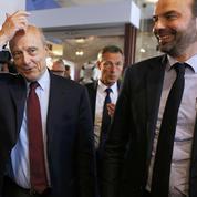 Édouard Philippe dans l'ombre d'Alain Juppé