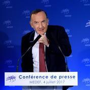 Medef : les candidats au remplacement de Pierre Gattaz s'activent déjà en coulisses