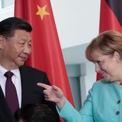 Merkel vante l'amitié germano-chinoise à la veille du G20