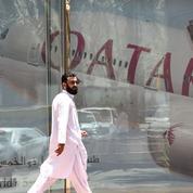 Crise dans le Golfe: un double impact pour l'activité de Qatar Airways