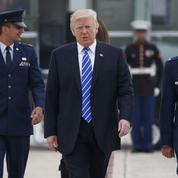 Défié par la Corée du Nord, Trump cherche la riposte