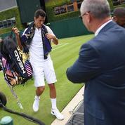 Tomic se fiche d'être éliminé à Wimbledon car «dans dix ans, il n'aura plus à travailler»