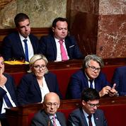 «Si le nom Front national disparaît, le nom Le Pen devra disparaître avec lui»