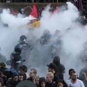 G20 : heurts entre la police et les «anti» dans les rues de Hambourg