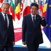 Commerce: l'accord Europe-Japon signé sur le dos de Trump