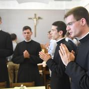 Un quart des prêtres ordonnés en France sont issus des rangs traditionalistes