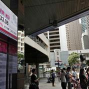 L'ouverture des Bourses chinoises s'accélère