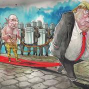 Trump et Poutine au G20: les meilleurs dessins de presse