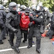 À Hambourg, les anti-G20 poursuivent leurs opérations de blocage
