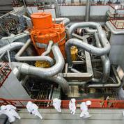 En Russie, visite au cœur du surgénérateur de l'usine nucléaire de Beloyarsk
