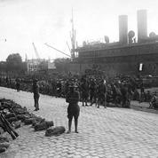 Il y a 100 ans, les Américains débarquaient