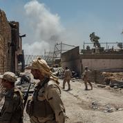 À Mossoul, les derniers combattants de Daech s'abritent derrière les civils