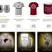 Game of Thrones : les produits dérivés plébiscités par les internautes